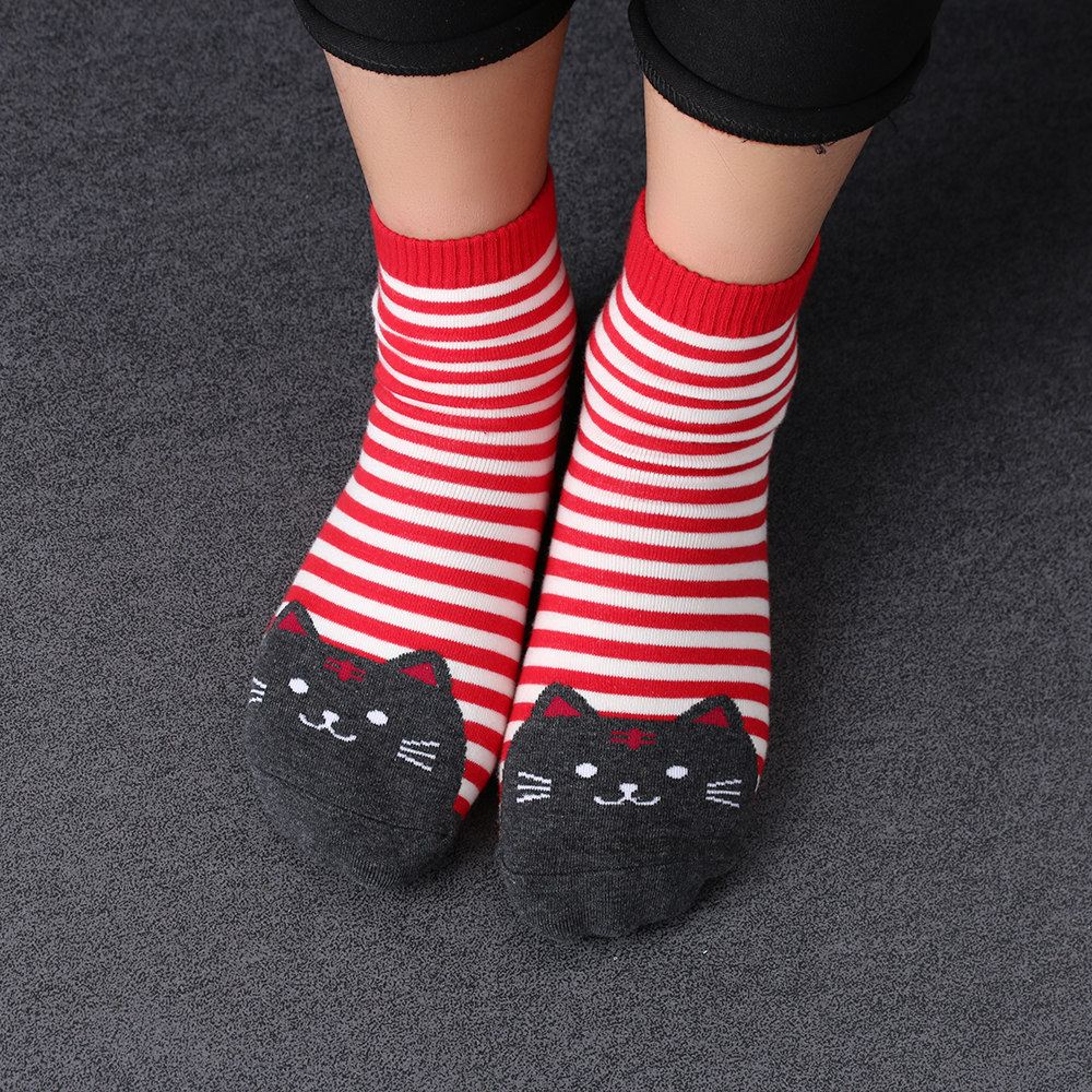 Cartoon Women Socks