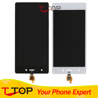 5 0 Full LCD Assembly For Wiko Pulp 4G LCD Display Touch Screen Digitizer Replacement 1PC