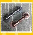 """1 peça 3/4 """"tubulação maçaneta da porta com assento flange retro/american/indústria estilo dn20 pipe maçaneta da porta free grátis"""