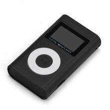 HIPERDEAL USB мини MP3 плеер ЖК-экран Поддержка 32 ГБ Micro SD TF карты Прямая поставка#15