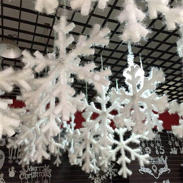 aliexpress com buy christmas ornament 3pcs set white foam