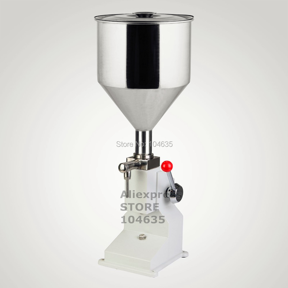 FOOD GRADE STAINLESS STEEL MANUAL LIQUID FILLING MACHINE BOTTLING STAINLESS STEEL CREAM SHAMPOO WATER WINE zonesun pneumatic a02 new manual filling machine 5 50ml for cream shampoo cosmetic liquid filler