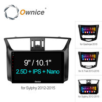 10 1 Ownice C500 Android 6 0 Octa 8 Core Car GPS Radio Player DVD Car