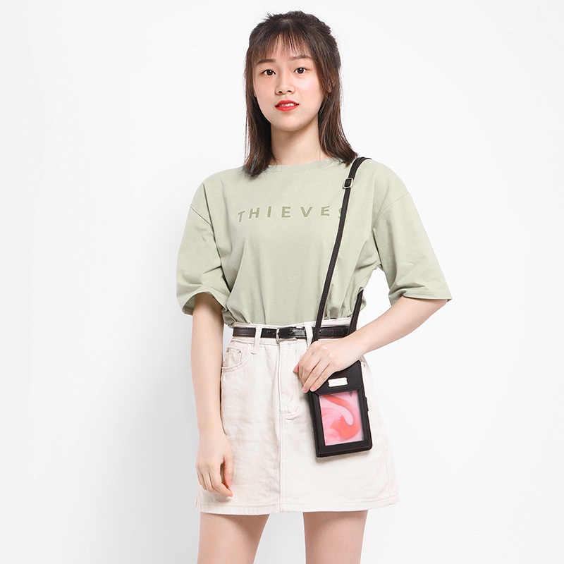 Weichen Kecil Wanita Tas Bahu Merek Desain Mini Crossbody Tas untuk Wanita Ponsel Dompet Tas Wanita