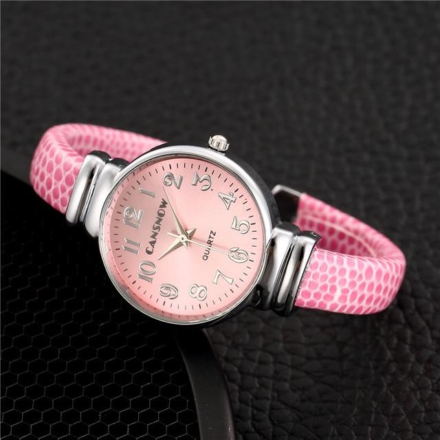 Famous brand Casual Brand Luxury Watch Women Small Quartz-watch Fashion Ladies B
