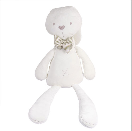 High Quality squirrel Doll Plush Toy Soft Fabric Doll Baby playmate Handcart pendant For BABY