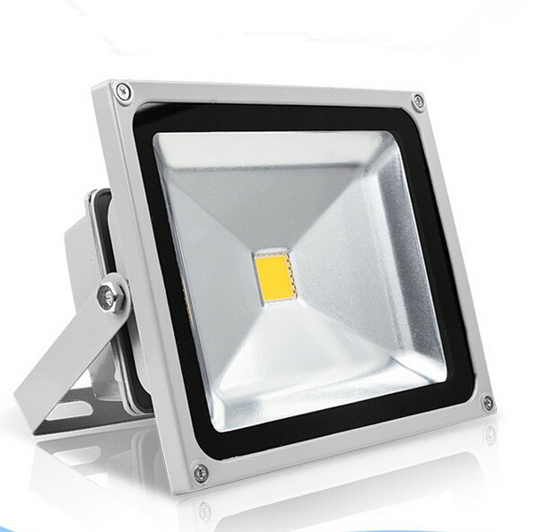 Free Shipping 30W 50W Proyector Led Floodlight projecteur led exterieur spotlight outdoor lighting AC85-265V 10pcs/lot