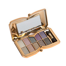 GRAEFUL 10 Colors Shimmer Eyeshadow Eye Shadow Palette Makeup Cosmetic Set maquiagem set SEPT6