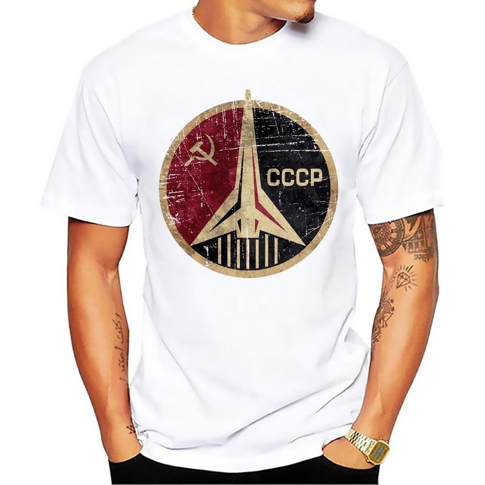 Plan de exploración espacial de la Unión Soviética CCCP Yuri - Ropa de hombre - foto 3