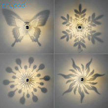 Artpad Nordic Modern Ceiling Lamp Acrylic Butterfly Dandelion Type E27 LED Surface Mounted Lights For Home Lighting