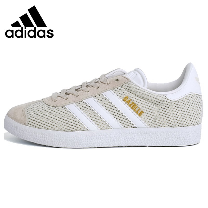 Original New Arrival  Adidas Originals GAZELLE Women's  Skateboarding Shoes Sneakers