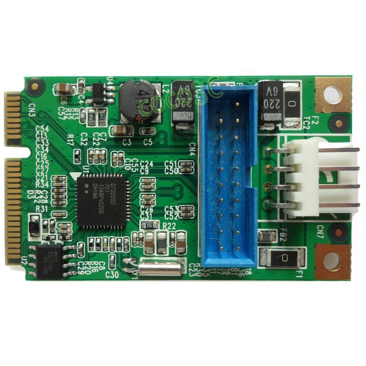 mini pci-e to usb3.0 adapter