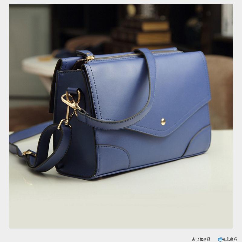 blau Handtasche rot Umschlag Schultertasche Kleine Vintage Umhängetasche Hohe Schwarzes Leder Crossbody Qualität Tasche Frauen wx47TRqUw