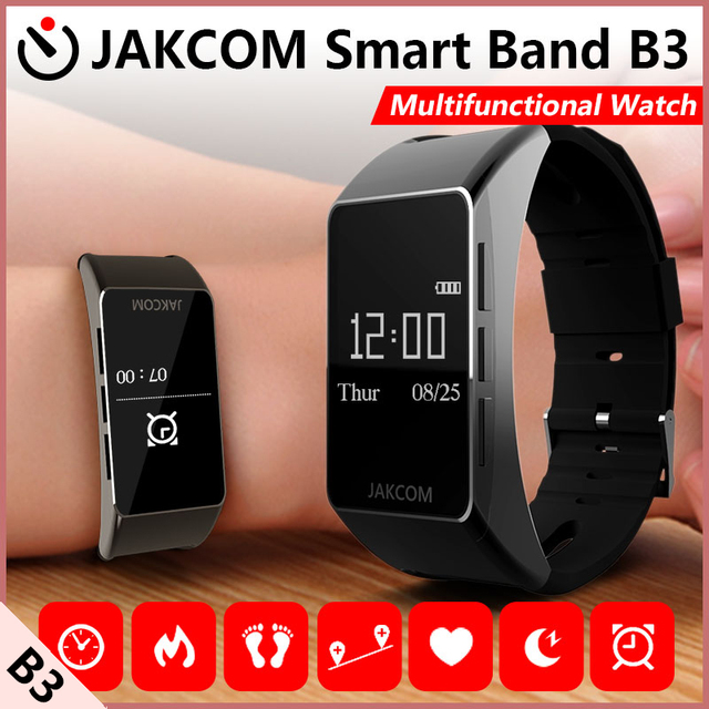 Jakcom b3 smart watch nuevo producto de carcasas de teléfonos móviles como para blackberry q10 s7 back glass para nokia n82