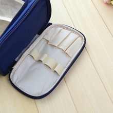 Heavy Duty Waterproof Hanging Toiletry Bag - Travel Cosmetic Makeup Bag Organizer for Women & Shaving Kit Storage bag for Men