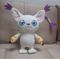 Digital Monsters Digimon Tailmon Cosplay Cute Toy Stuffed & Plush Cartoon Doll