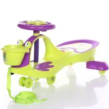 Детский балансировочный автомобиль, скутер, игрушечный автомобиль для обучения детей, балансирующая способность, высокое качество, ПП Материал, АБС-пластик
