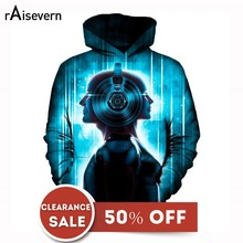Raisevern Fashion Music DJ AI 3D Printed Hoodies for Women Men Hip Hop  Hoodie Sweatshirt Pullover Clearance Sale d4d57d7cec27