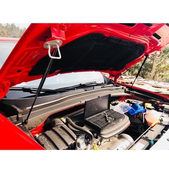 Jeep Renegade Lifted >> Jy 2pcs Hood Damper Lift Strut Support Rod Hydraulic Hood Jackstay