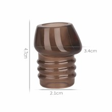 Кольца для пениса петух замок Эротические товары Для мужчин задержки преждевременной блокировки Изысканные Секс-игрушки для Для мужчин Crystal Set o70904