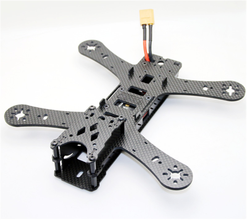 New DIY FPV mini racing drone GEPRC GEP210 quadcopter pure carbon fiber frame unassembled f04305 sim900 gprs gsm development board kit quad band module for diy rc quadcopter drone fpv