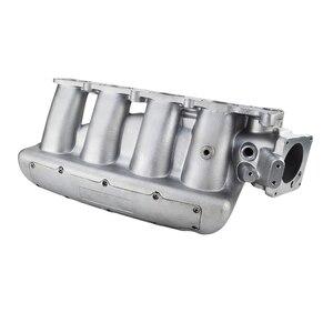 Image 3 - PQY новый впускной коллектор для Mazda 3 MZR для Ford Focus, двигатель Duratec 2,0/2,3 двигатель литой алюминиевый впускной коллектор PQY IM49SL