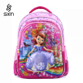 Sophia 5D Child School Bag Pupils Backpack Children School Bag for Girls Cartoon Schoolbag Student School Backpack Kid Mochila