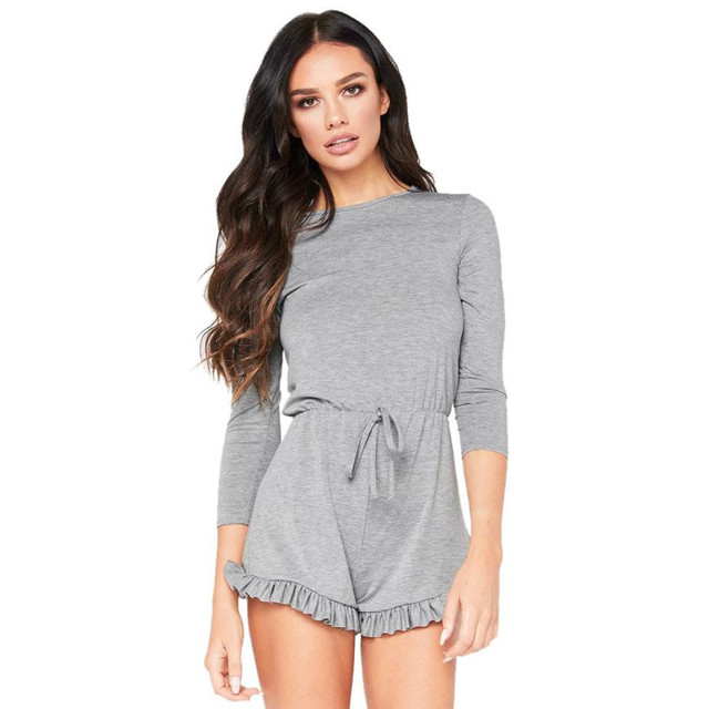 e329db4cc2 Oodji party slim rompers women sexy playsuit summer long sleeve jpg 640x640  Holiday rompers for women
