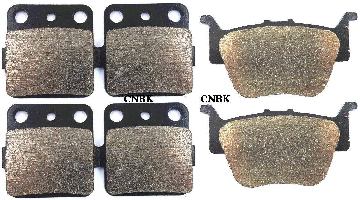 NEW FRONT BRAKE PAD SET 2009-2013 HONDA TRX420FPM FOURTRAX RANCHER 4X4 PS TRX420