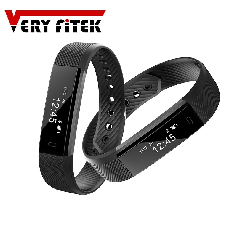 TK47 Fitness Tracker Smart wristband Bluetooth 4.0 Tidur Monitor Gelang Sukan Band Pintar Untuk Android iOS pk Fit Bit mi band 2