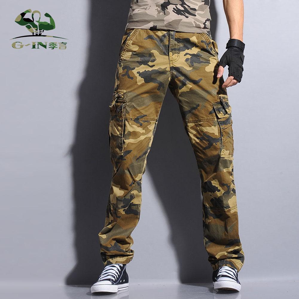 Armee Tactical Uniformhosen Armee der Militärkampfmänner taktische - Herrenbekleidung - Foto 3
