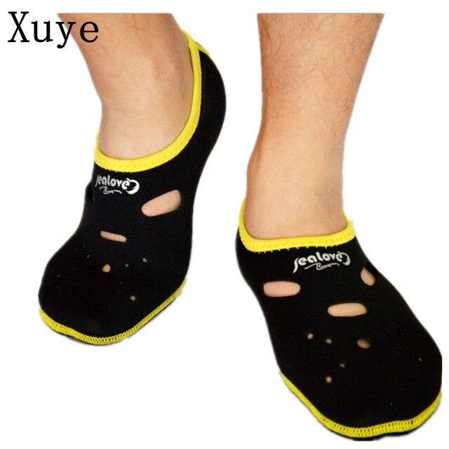 3MM Neoprene Short Beach Socks Non-slip Antiskid Scuba Dive Boots Snorkeling Sock Flippers Wetsuit Seaside Shoes Swimming Fins