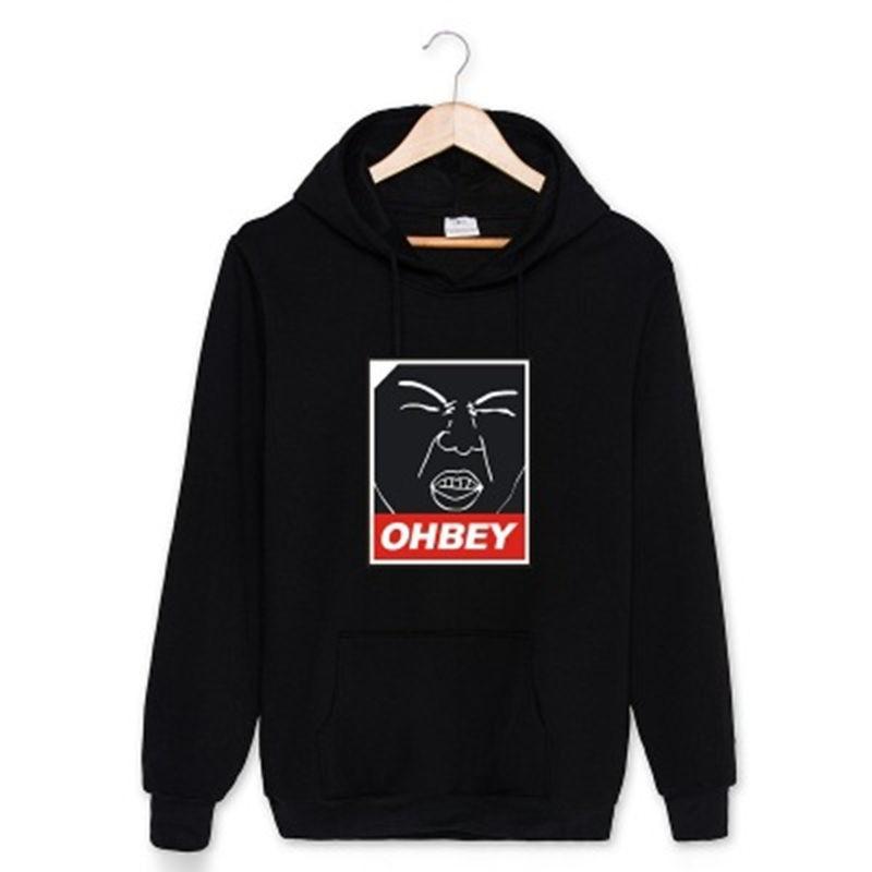 Mainlead KPOP EXO Sehun Cap Hoodie Merchandise Sweatershirt Pullover Coat Outwear