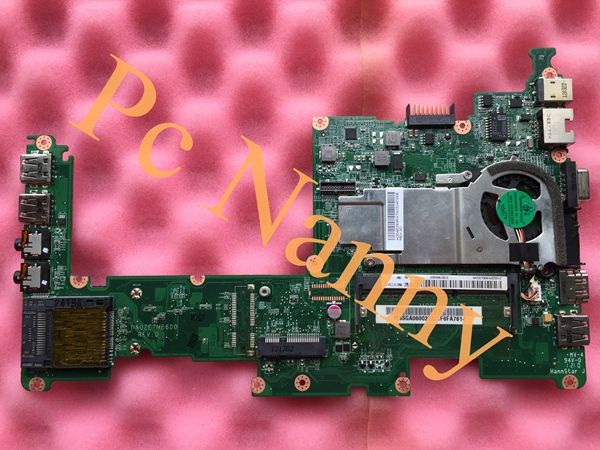 DA0ZE7MB6D0 MBSGA06002 Laptop motherboard For Acer Aspire D270 ZE7 Intel GMA 3600 With N2600 CPU DDR3 Good quality