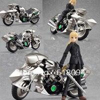 Free Shipping Figma EX Ride Fate Zero Actin Figure Toys Saber Motored Cuirassier Spride 05 PVC