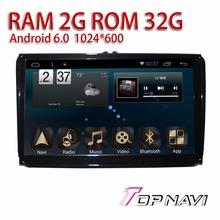 Car Media Players for VW Universal 9 Android 6 0 WANUSUAL Car Multimedia Book Reader with