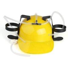 Precio al por mayor de la gente Perezosa bebida tapa amarilla creativo beer cap cascos