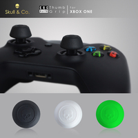 Skull & Co. Thumb Grip Joystick Cap CQC Elite Thumbstick Cover for Xbox One Controller