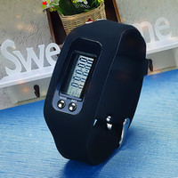 Hiwego Brand Simple Smart Wristband Pedometer Sport Running Band Fashion Passometer Smart Band Colorful Band Distance New Casual