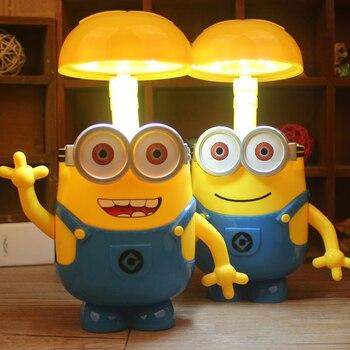 Lampe de nuit Tirelire Minions LED