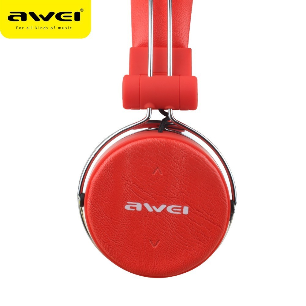 AWEI A700BL Bluetooth Headphone Wireless Earphone Cordless Headset With Microphone Casque Earpiece For Cellphone Stereo Kulakl k awei ak7 wireless headphone bluetooth earphone for phone fone de ouvido sport headset cordless earpiece kulakl k headfone