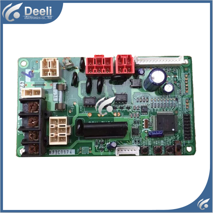 95% new & original for air conditioning board A73C1174 A73C1175 6 A742584 PBU-TU61 control board Computer board l9930 automotive computer board page 6