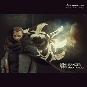 Image 5 - Vortex Toys YEW Series Ranger Anonymous 1/12 Action Figure