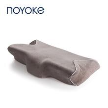 NOYOKE Memory Foam Pillow Slow Rebound Bed Sleeping Orthopedic Pillow Cervical Pillows