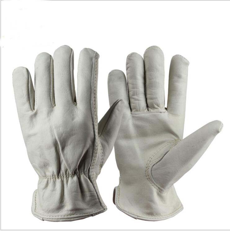 The first layer of leather activity refers to welders gloves protective handling wear-resistant insulation welding gloves стоимость