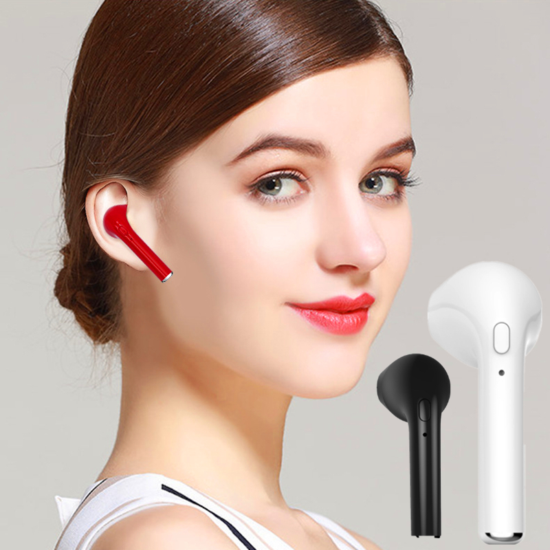 Bluetooth Earbud,Mini Wireless Headset In-Ear Earphone Earpiece headphone for iPhone 7 7 plus 6s 6s plus and Samsung Galaxy S7 remax 2 in1 mini bluetooth 4 0 headphones usb car charger dock wireless car headset bluetooth earphone for iphone 7 6s android
