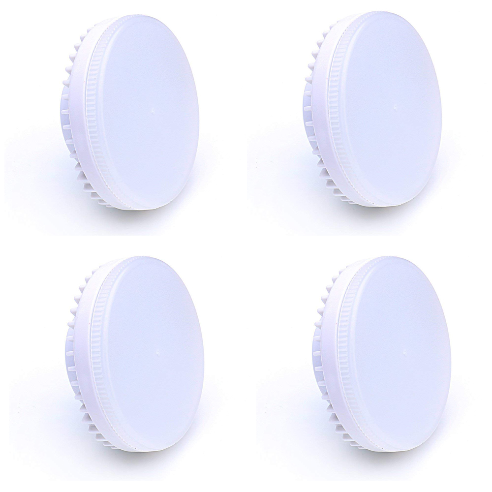 GX53 LED Down Spot Light 85-265V Under Cabinet Lamp Bulb Wardrobe Lights Bulb 7W /9W Replace 45W CFL Halogen GX53 Bulb Lighting
