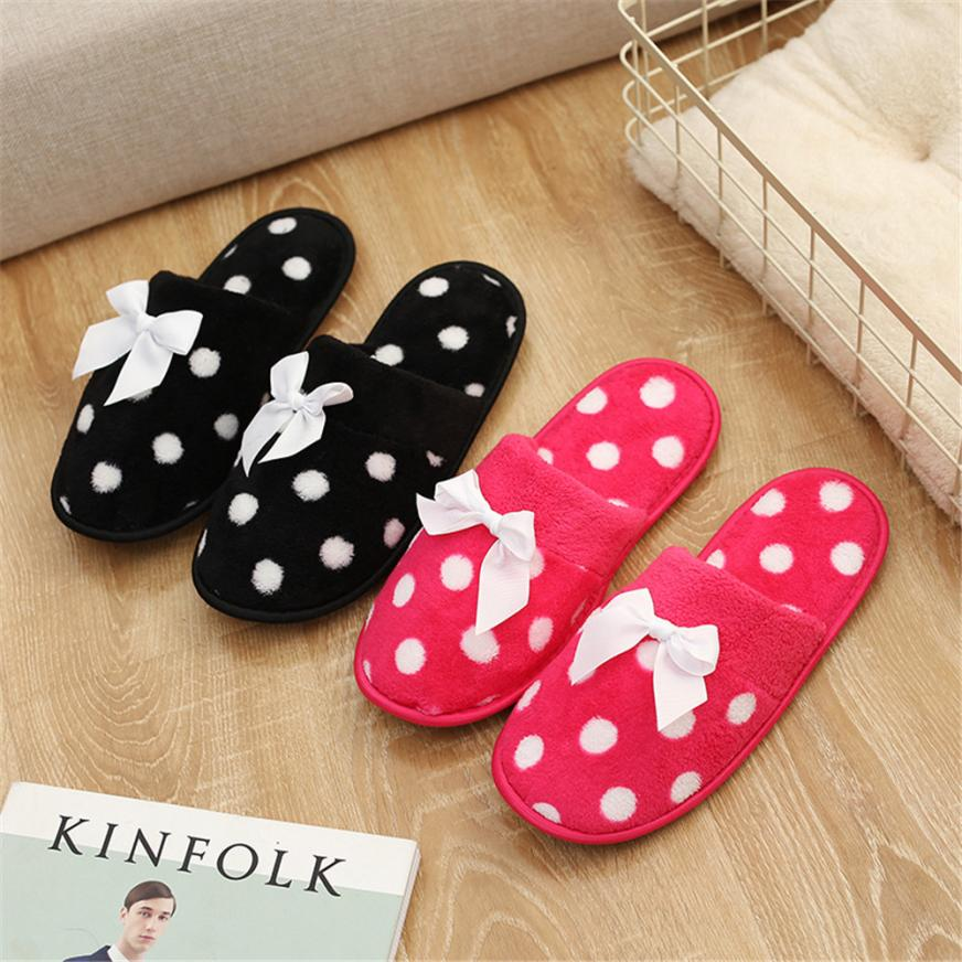 Winter Women Slippers Unisex Plush Cotton Home Slippers Winter Warm Indoor Slippers Shoes Warm Shoes Woman Slip on Flats Female warm at home women slippers cotton shoes plush female floor shoes candy color soft bottom fleece indoor shoes woman home slippe