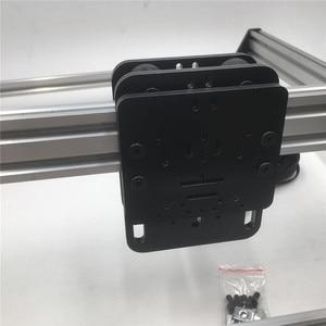 Image 5 - Funssor DIY ACRO system mechanische kit NEMA17 schrittmotor laser cutter CNC 6mm platte kit für ACRO System