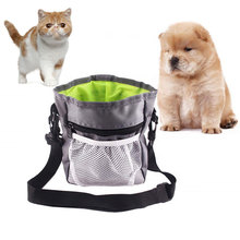 DannyKarl Multifunctional Pet Food Bag Pets Get Pockets Out To Pack Kit Training Snack Bags Supplies Dog